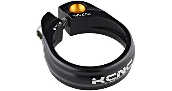 KCNC Road Pro SC 9 Seat Clamp Ø 34,9mm black